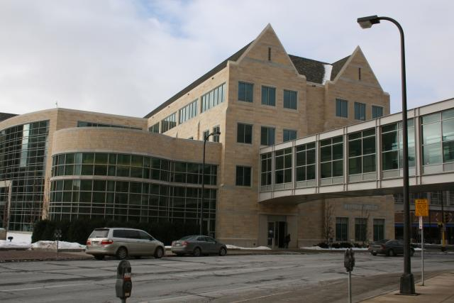 The St. Thomas School of Law is located on St. Thomas' Minneapolis campus.  (Photo courtesy of University Relations)