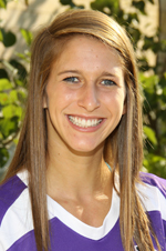Junior middle blocker Paige Brimeyer was one of two Tommies to make the eight-player all-tournament team. (Photo courtesy of Tommiesports.com)