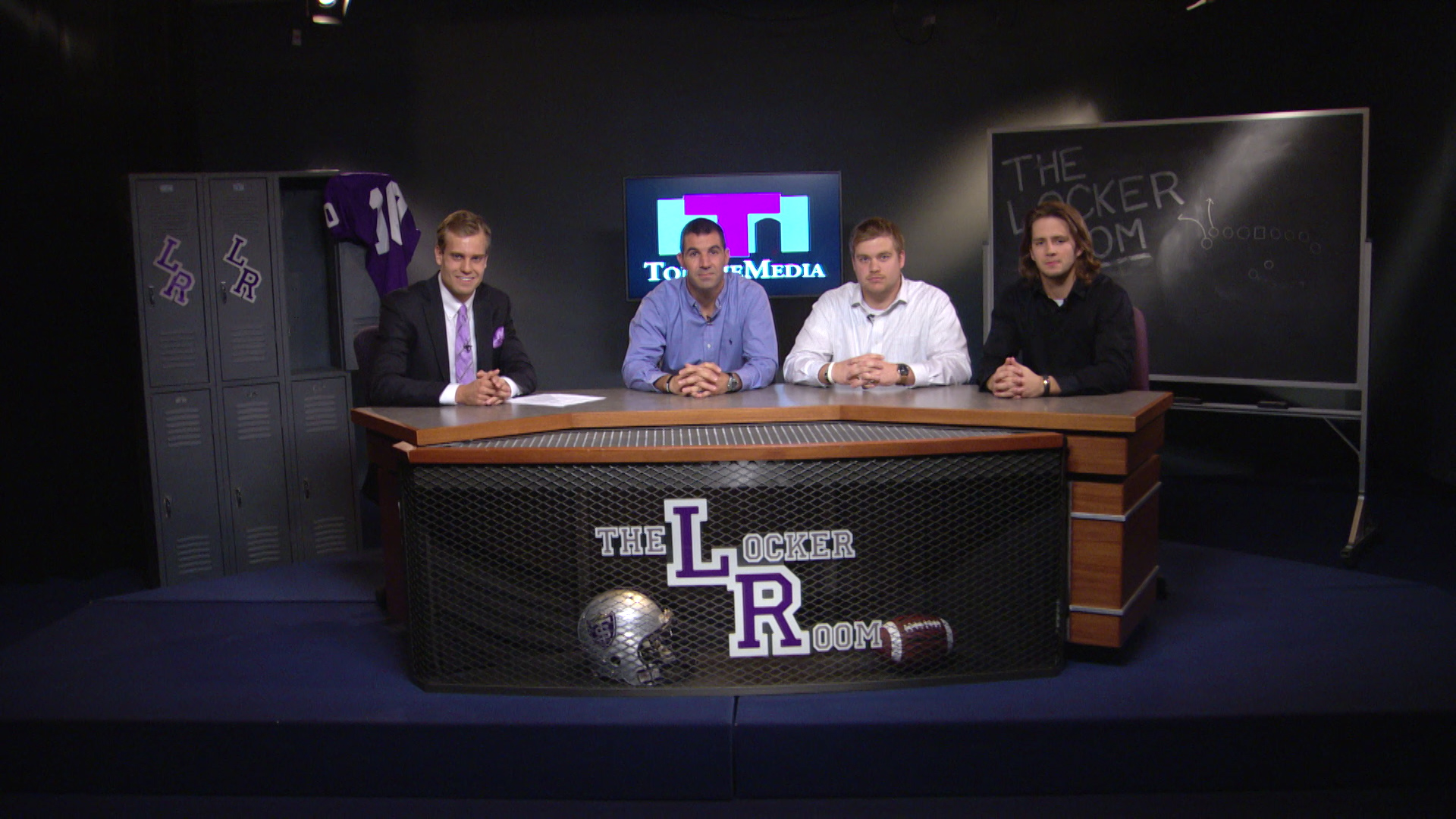 The Locker Room with Glenn Caruso - Nov. 12, 2015