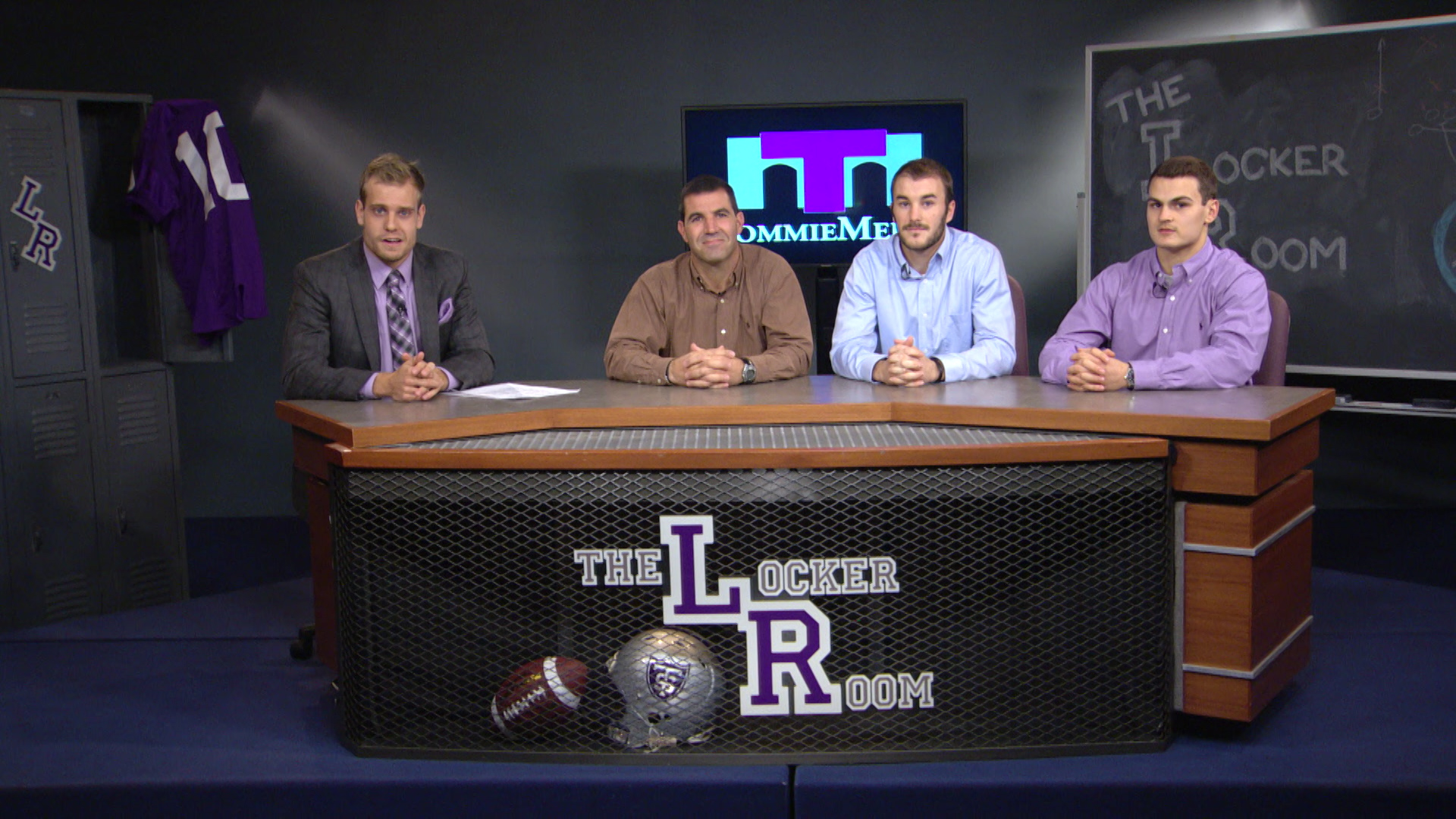 The Locker Room with Glenn Caruso - Nov. 24, 2015