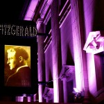 """The Fitzgerald Theater is the oldest active theater in St. Paul. The original radio show, """"A Prairie Home Companion,"""" was produced at the Fitzgerald Theater. (Meghan Vosbeek/TommieMedia)"""