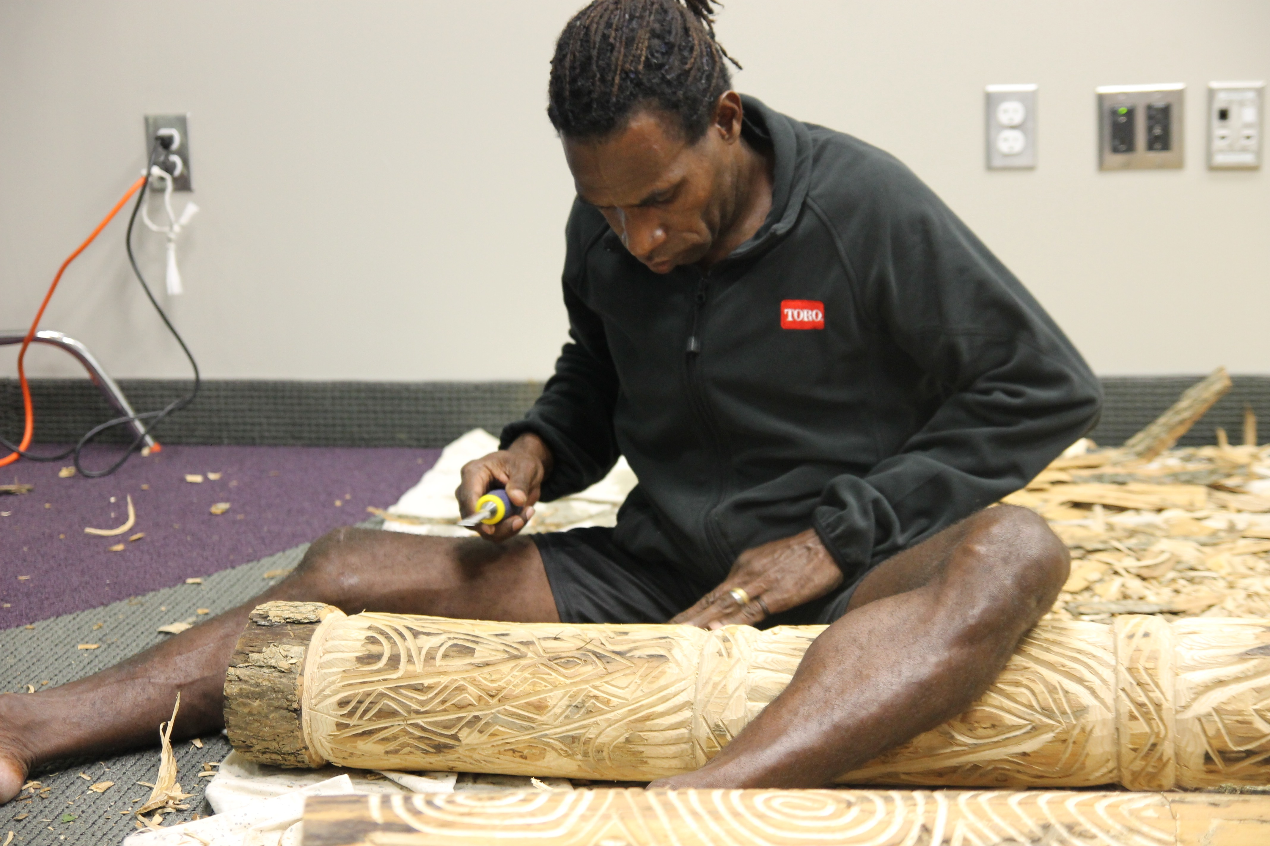 St. Thomas holds annual Asmat Art gala