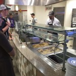 The superfoods bar is a new, healthy choice for students at The View. Though it appeals to students with specific dietary needs, students of all kinds enjoy the healthy option. (Kassie Vivant/TommieMedia)