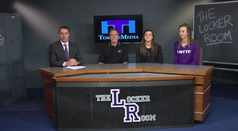 The Locker Room with Joe Sweeney - March 19, 2015