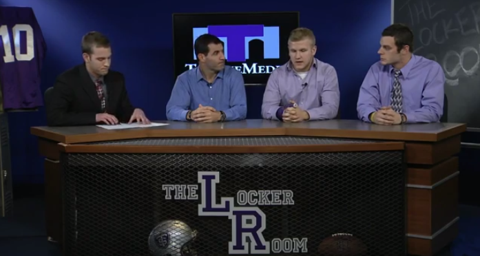 The Locker Room with Glenn Caruso — Nov. 21, 2013