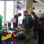 Students gathered in the Anderson Student center Nov. 14 for the International Fair. The university plans to start a search for a full-time diversity officer in the next year. (Grace Pastoor/TommieMedia)