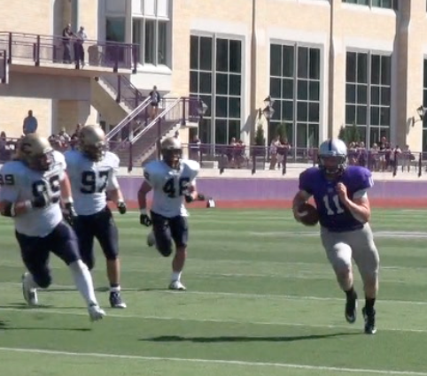 Hamlin interception seals Tommie victory