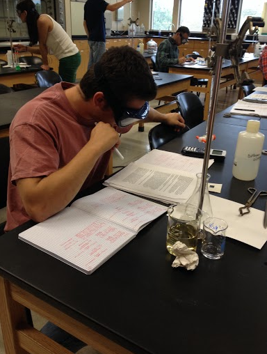 Lab safety a priority at St. Thomas
