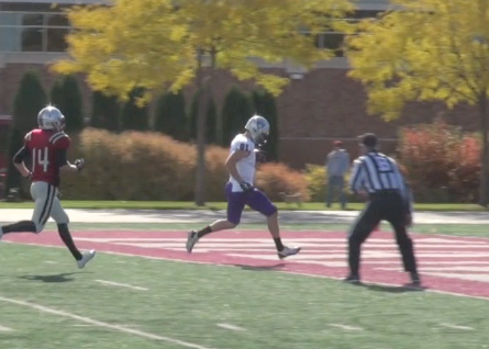 Eight Tommies score in Hamline victory