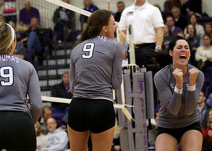 Live broadcast link - Augsburg at St. Thomas volleyball