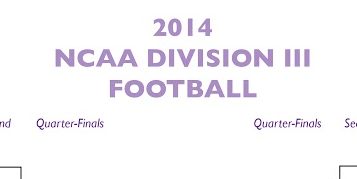 2014 Division III football playoff bracket