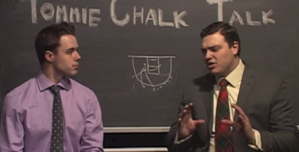 Tommie Chalk Talk - Dec. 3, 2014