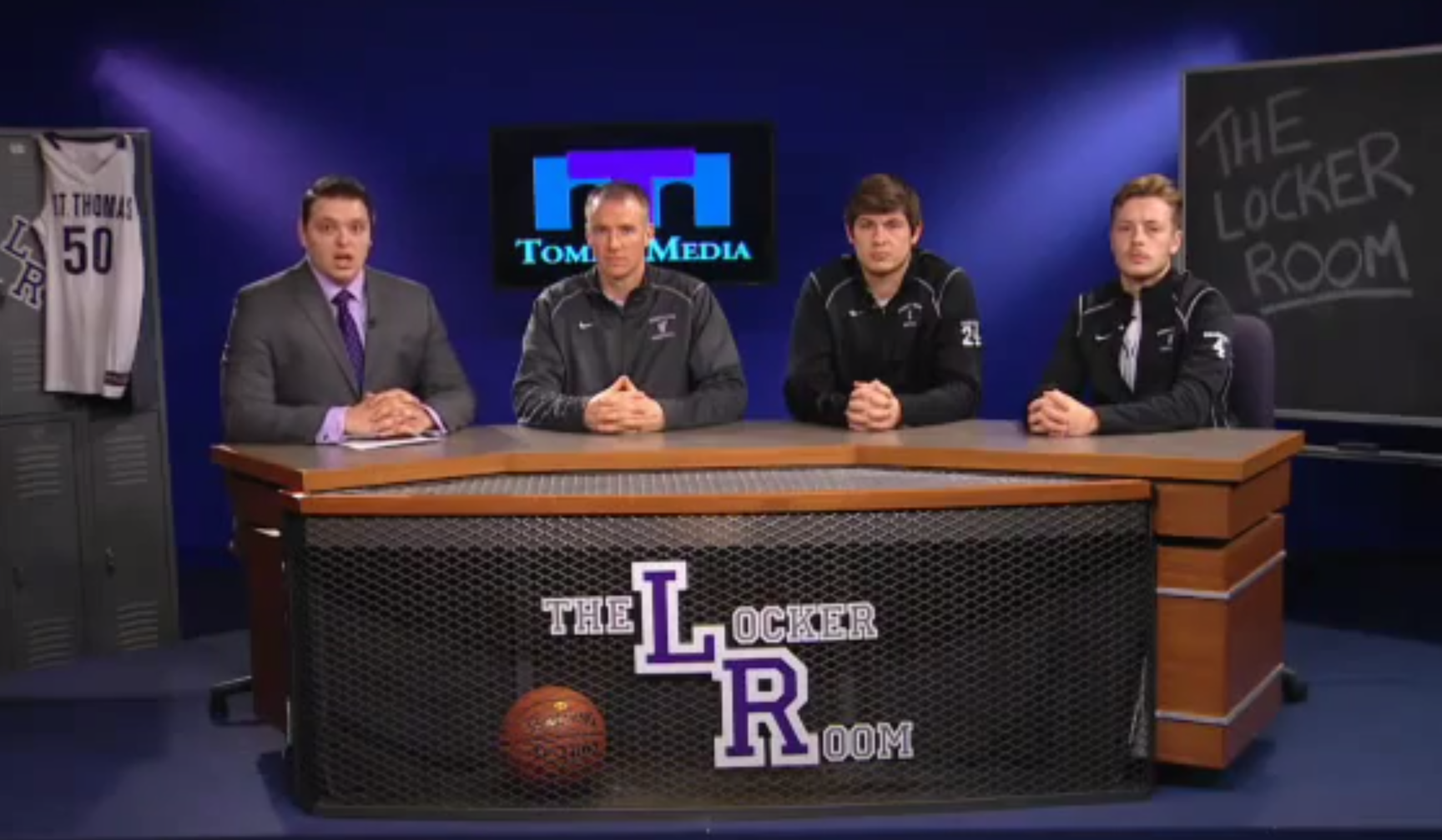 The Locker Room with John Tauer – Dec. 4, 2014