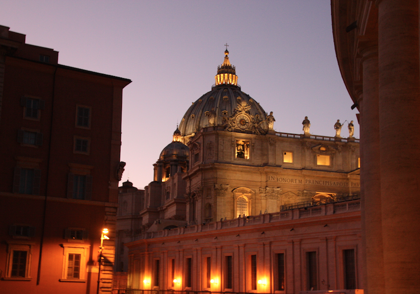 St. Thomas perspectives abroad: Italy