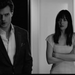 "Trailers for ""Fifty Shades of Grey"" emphasize the romance, not the abuse, in Christian and Ana's relationship. The film adaptation broke box office records its opening weekend. (Photo courtesy of YouTube)"
