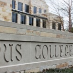 """St. Thomas began offering reduced to tuition to recent Target layoffs earlier this week. Dean of the Opus College of Business Stefanie Lenway said this action follows the university's mission of """"advancing the common good."""" (Heidi Enninga/TommieMedia)"""