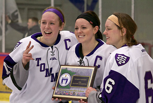 St. Thomas wins most championships in MIAC history