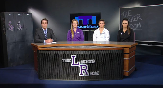 The Locker Room with women's golf - April 17, 2015