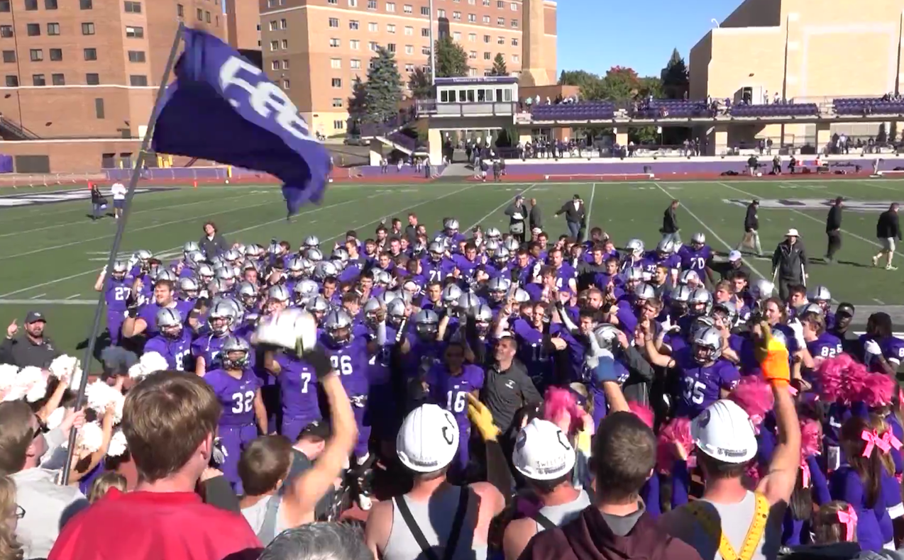 Video: Tommies rout Oles