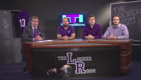 The Locker Room with Travis Walch - Nov. 19, 2015