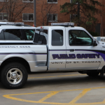 St. Thomas Public Safety sent out two crime alerts this week. Wells Farnham spoke of the incidents. (Marissa Groechel/TommieMedia)