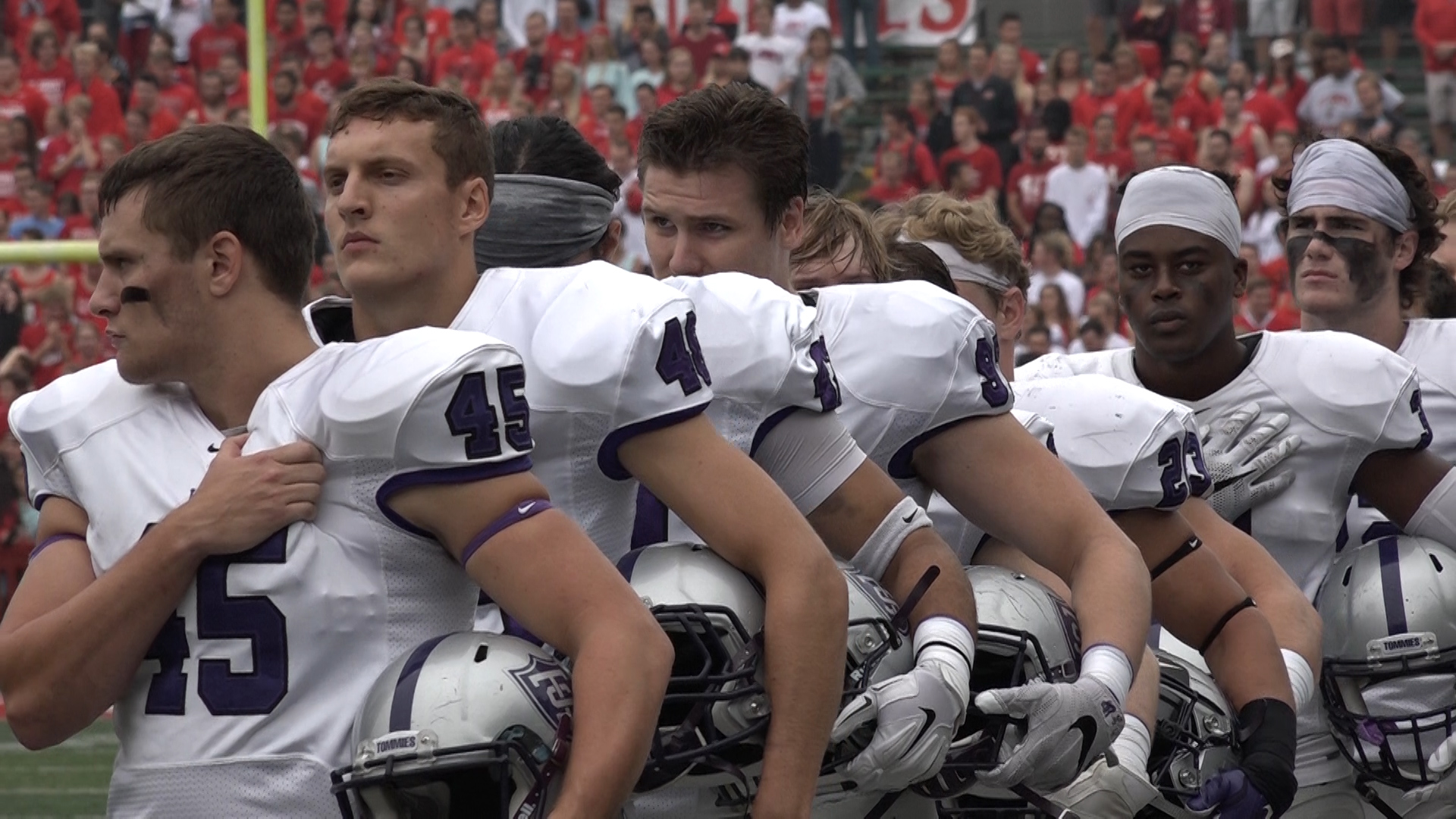 Video: Tommies clinch third-consecutive rivalry game