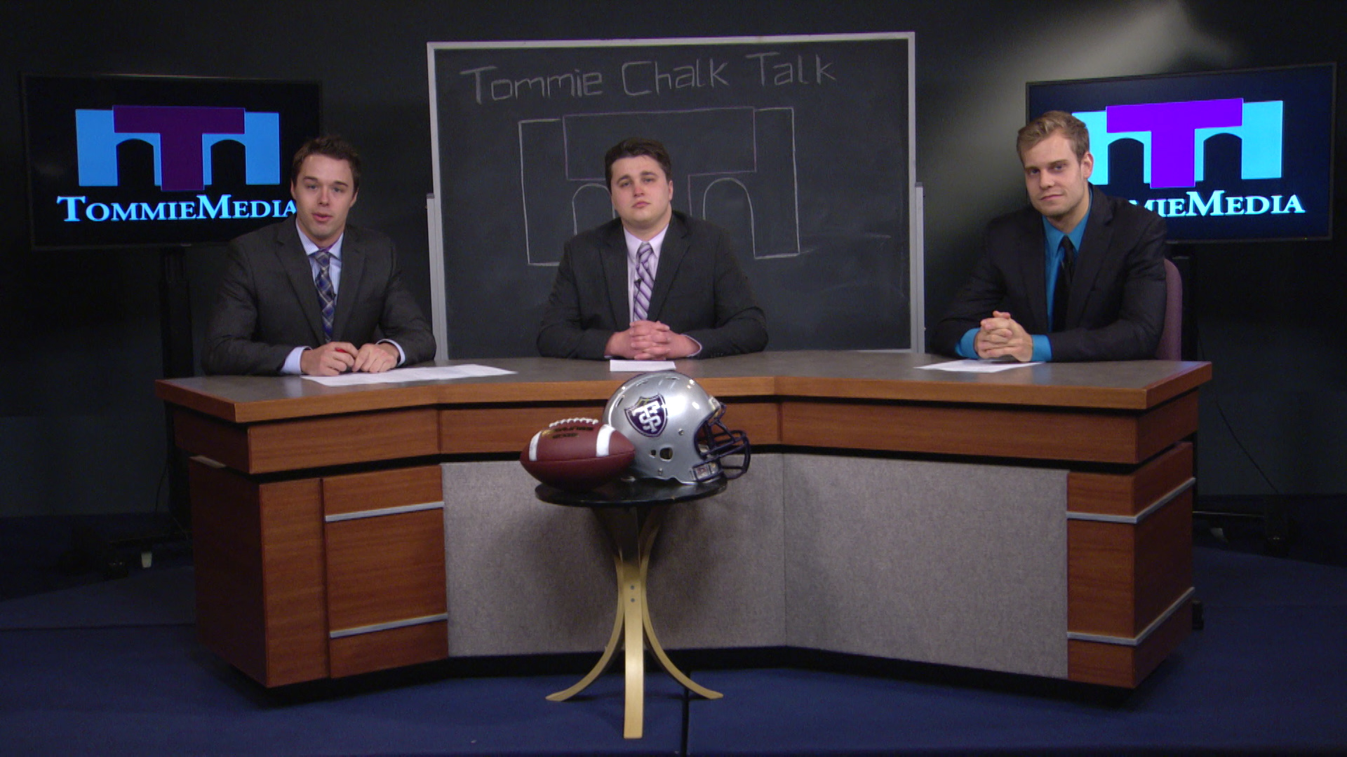 Tommie Chalk Talk - Dec. 15, 2015