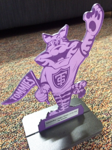 Tommie Awards acknowledge students and staff