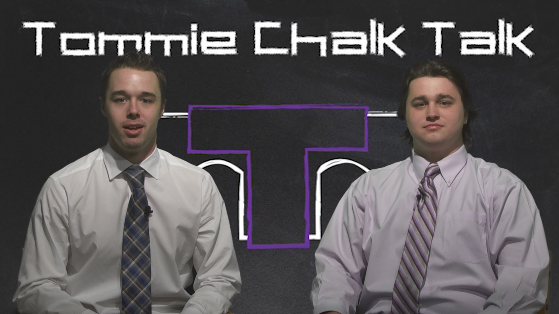 Tommie Chalk Talk - Dec. 9, 2015