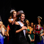 Jessica Scheu is crowned Miss Minnesota in November 2014. Contestants must win their respective state titles before going on to vie for Miss USA. (Photo courtesy of Future Productions, LLC)