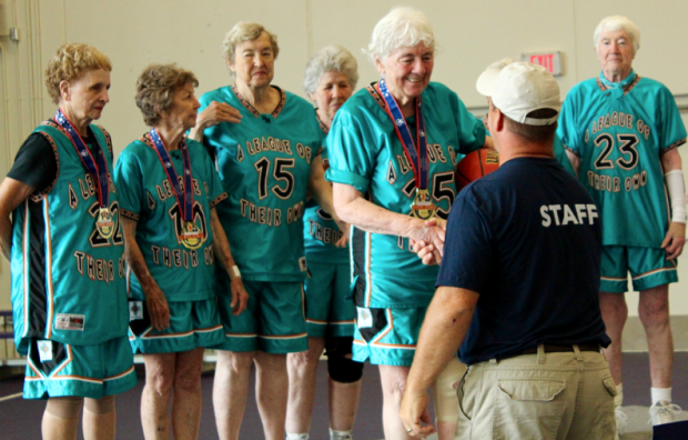 St. Thomas hosts National Senior Games