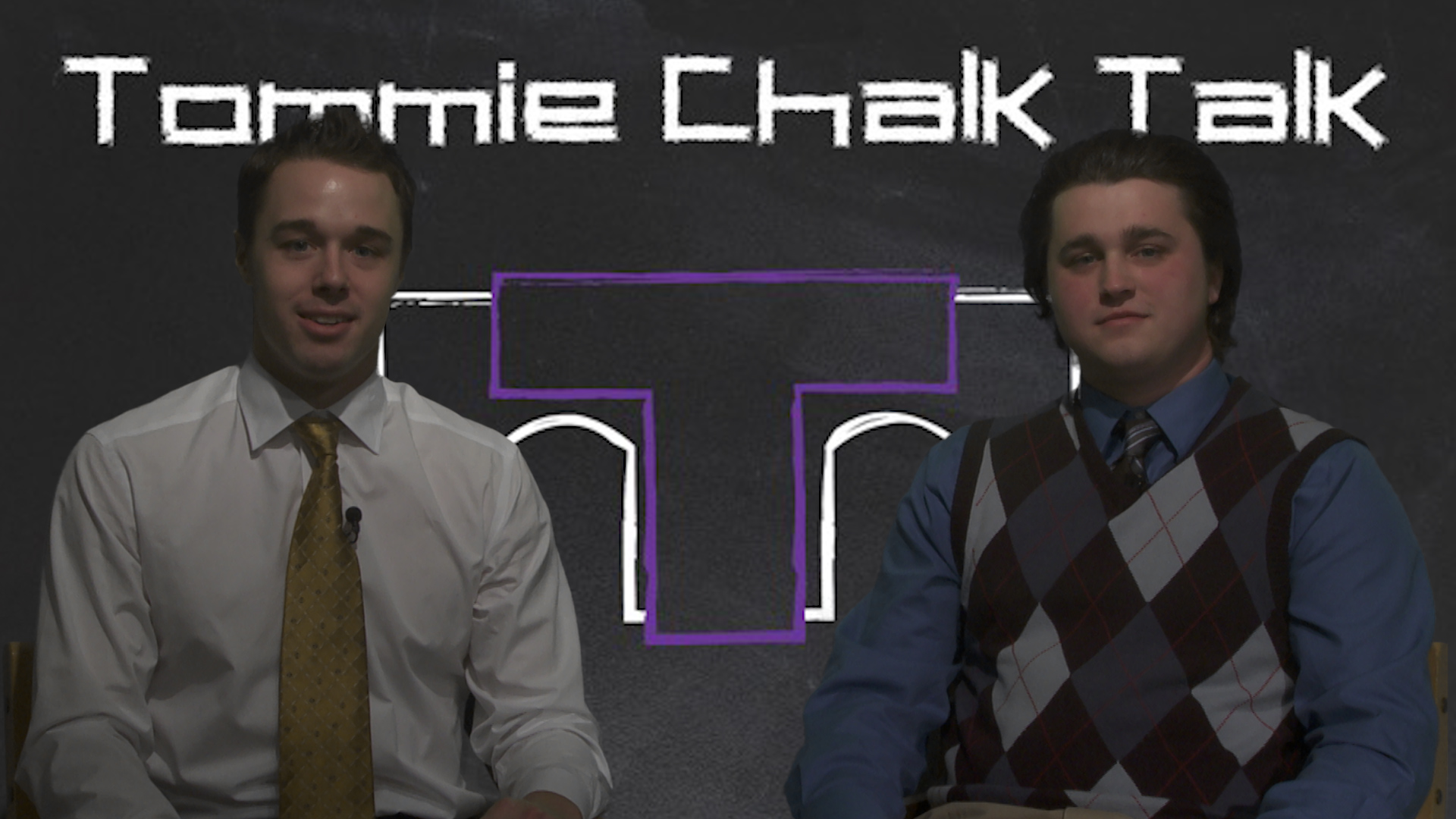 Tommie Chalk Talk - Dec. 1, 2015