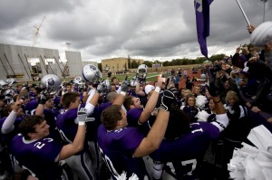 <p>The Tommies will be looking to get their first home win of the season. (Josh Kleven/TommieMedia)</p>