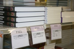 <p>Colleges and universities across the country must now disclose the retail prices of all required and suggested textbooks before registration begins. (Dan Cook/TommieMedia)</p>