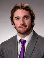 Daniel Carr, the 2011 Tommie Award recipient.