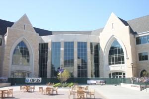 <p>The Anderson Student Center will open Jan. 17. (Patrick Roche/TommieMedia)</p>