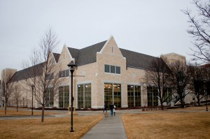 Special Olympics Minnesota will use the Anderson Athletic and Recreation Complex for its spring games. (Rita Kovtun/TommieMedia)