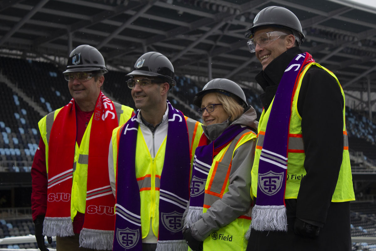 ever popular bottom price variousstyles Allianz Field to host 89th Tommie-Johnnie football game ...
