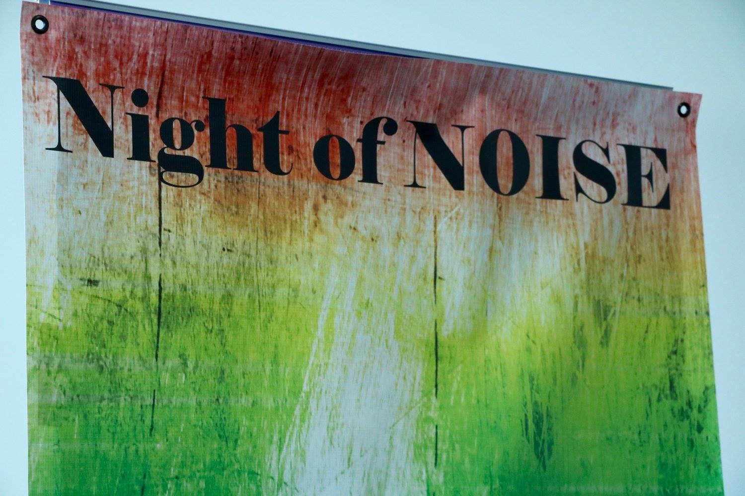 The Night Of Noise Festival Friday Night At St. Thomas Followed The Day Of  Silence, During Which Participants Acknowledge Victims Of Anti LGBT  Persecution.