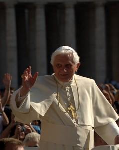 <p>Pope Benedict XVI (Sergey Gabdurakhmanov/Creative Commons)</p>