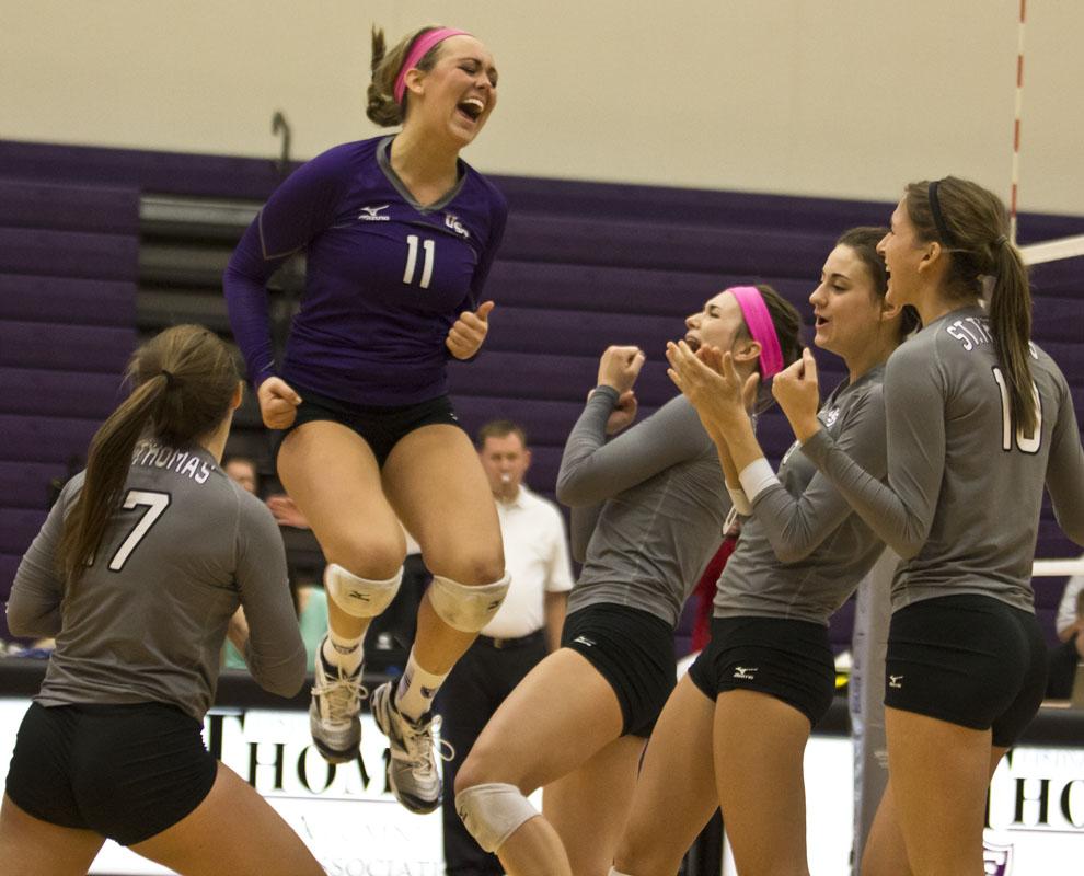 Volleyball to host Northwestern in regional playoffs ...
