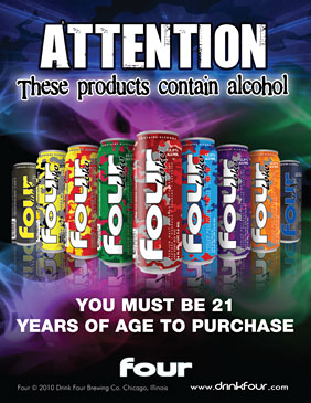 Four Loko Energy Drink Side Effects