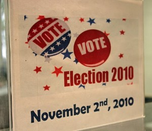 In a TommieMedia survey of 77 people, 66 percent of respondents said they would vote in the midterm elections. (Colleen Schreier/TommieMedia)