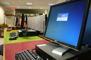 <p>Personal computers on campus will be upgraded to Windows 7 this summer. (Grant Goerke/TommieMedia)</p>
