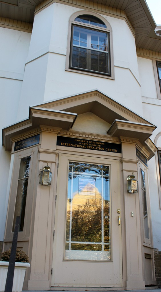 <p>International Education said more than two-thirds of St. Thomas students study abroad on faculty-directed programs. (Kristi Battarbee/TommieMedia)</p>