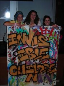 Kaitlin Rattigan, Erin O'Flaherty and Maggie Meyer, all juniors. (Katie Broadwell/TommieMedia)