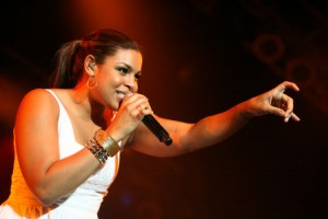 Jordin Sparks will perform May 8 in the OEC auditorium from 10 p.m. to midnight. (Associated Press photo)