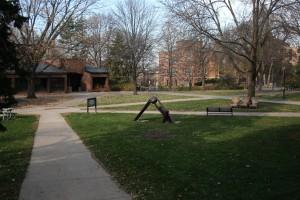 south campus quad