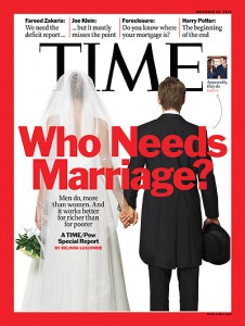 The November issue of TIME magazine. TIME Magazine's study in